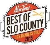 New Times Best of SLO County 2015: Best Moving Company