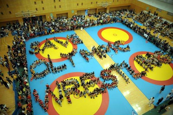 Save Olympic Wrestilng