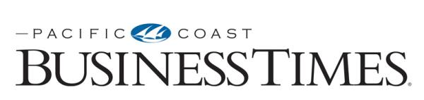 Pacific Coast Business Times Logo