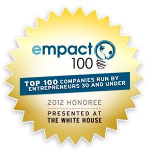 empact 100 honoree