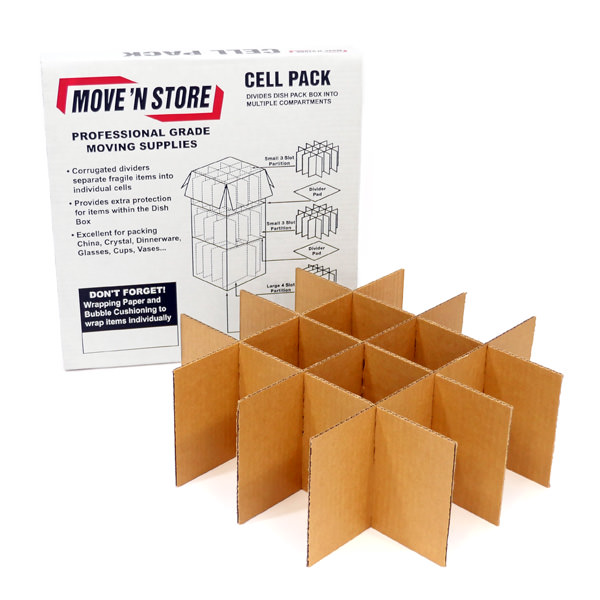moving supplies cell kit