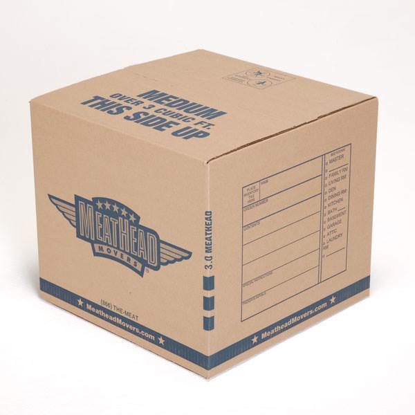moving supplies medium box
