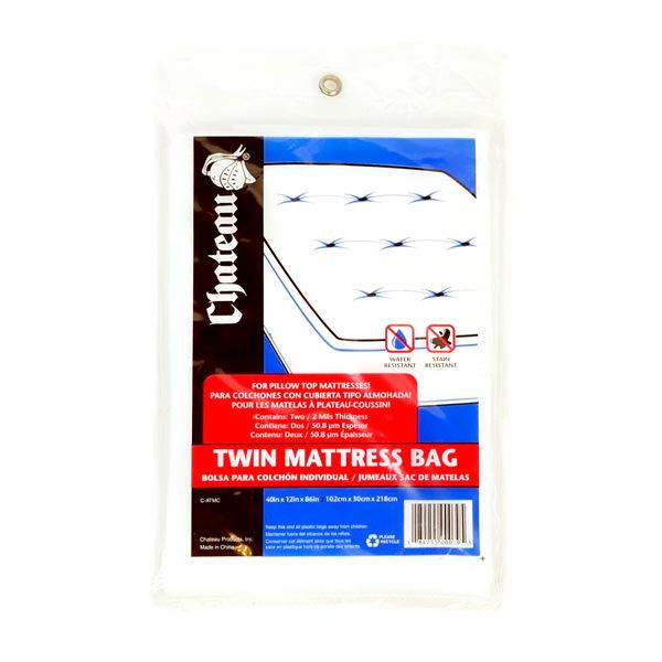 moving supplies twin mattress bag