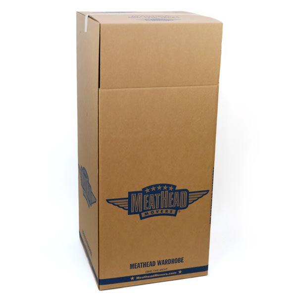 moving supplies wardrobe box