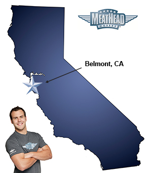 Let our movers help you settle into your new home of Belmont