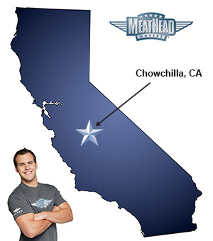 Explore the streets of Chowchilla after you're done moving.