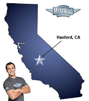 Enjoy the quaint town of Hanford after your move.