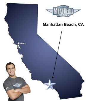 Enjoy the beautiful views of Manhattan Beach once you settle in after your move.