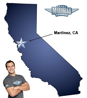 Take a stroll through Martinez once our Martinez movers get you settled.