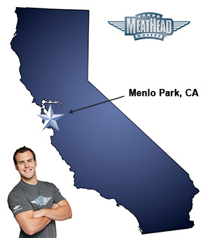 Menlo Park is home to many large corporations, making it easy to find work after you've moved in. (Photo courtesy of jikatu)