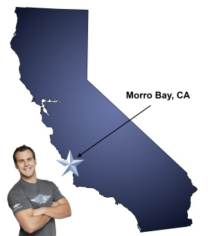 Morro Rock will welcome you home during your move to Morro Bay.