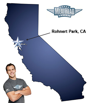 Let our movers get your belongings to the friendly city of Rohnert Park.