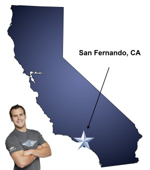 Let our San Fernando movers do the heavy lifting, so you can explore all that San Fernando has to offer.