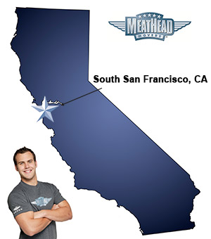 Let our movers ease your transition to the Industrial City of South San Francisco.